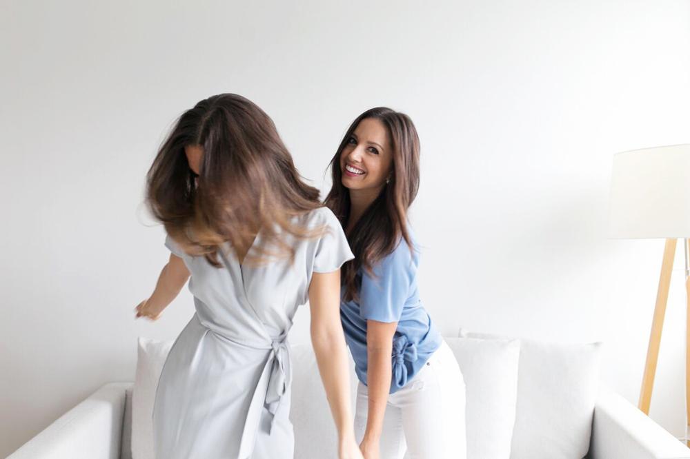 Alyssa Tosoni and Maria Tosoni