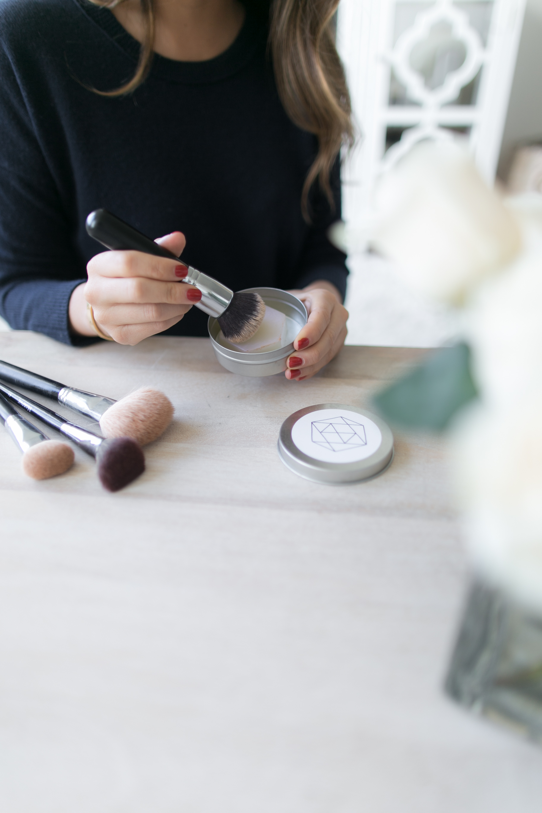 When Did You Last Clean Your Makeup Brushes? You Can Tell Us.