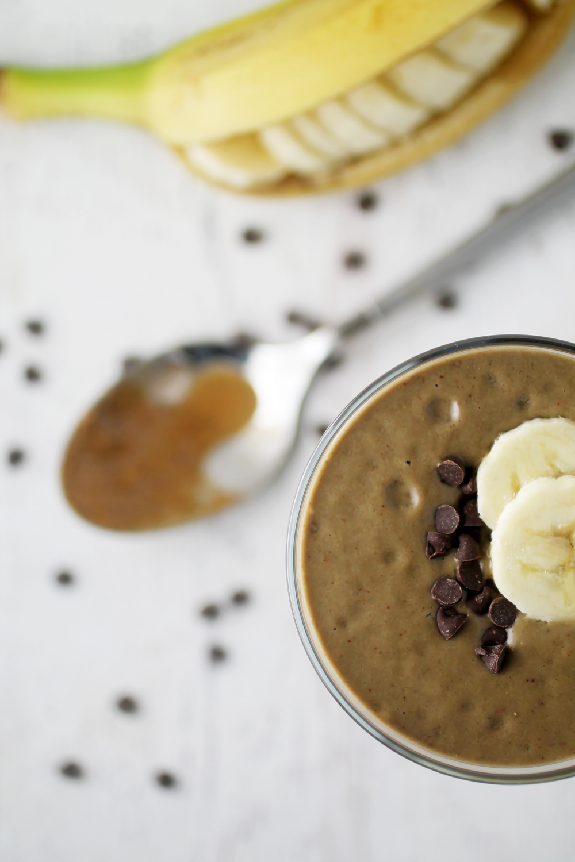 Peanut Butter Mocha Protein Shake