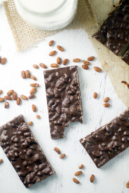 Cocoa Crunch Bars