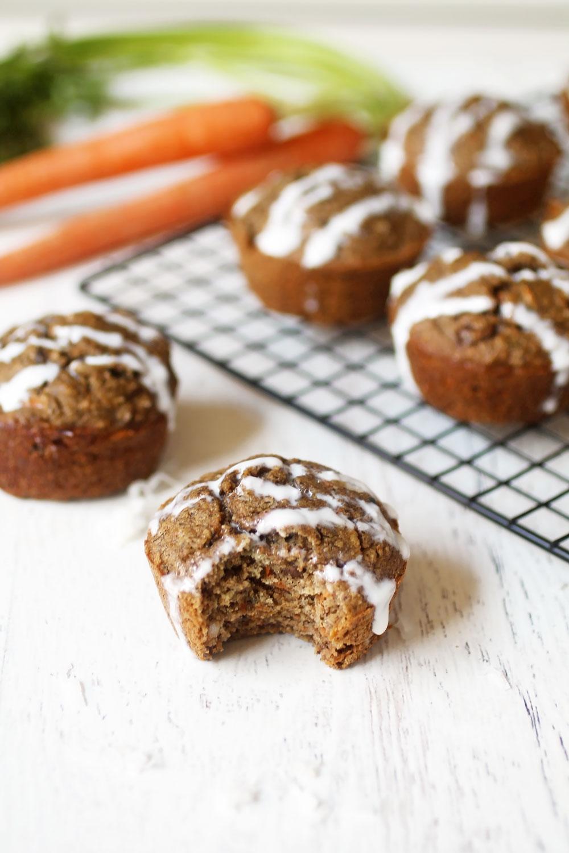 Carrot Cake Muffin Calories