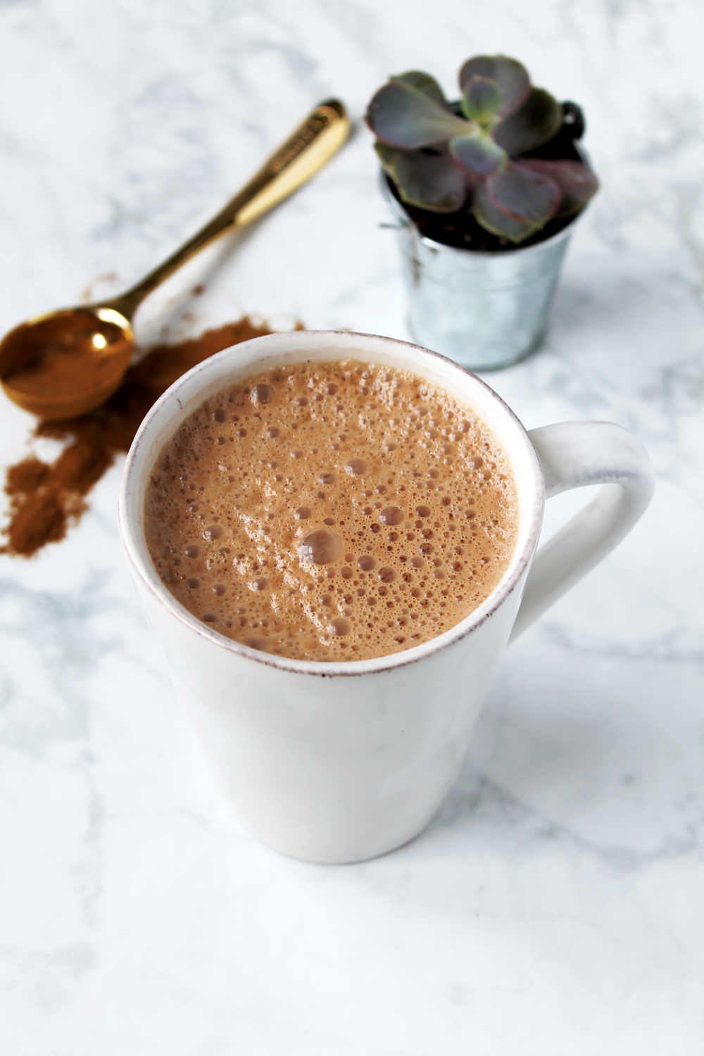 Chocolate Reishi Latte