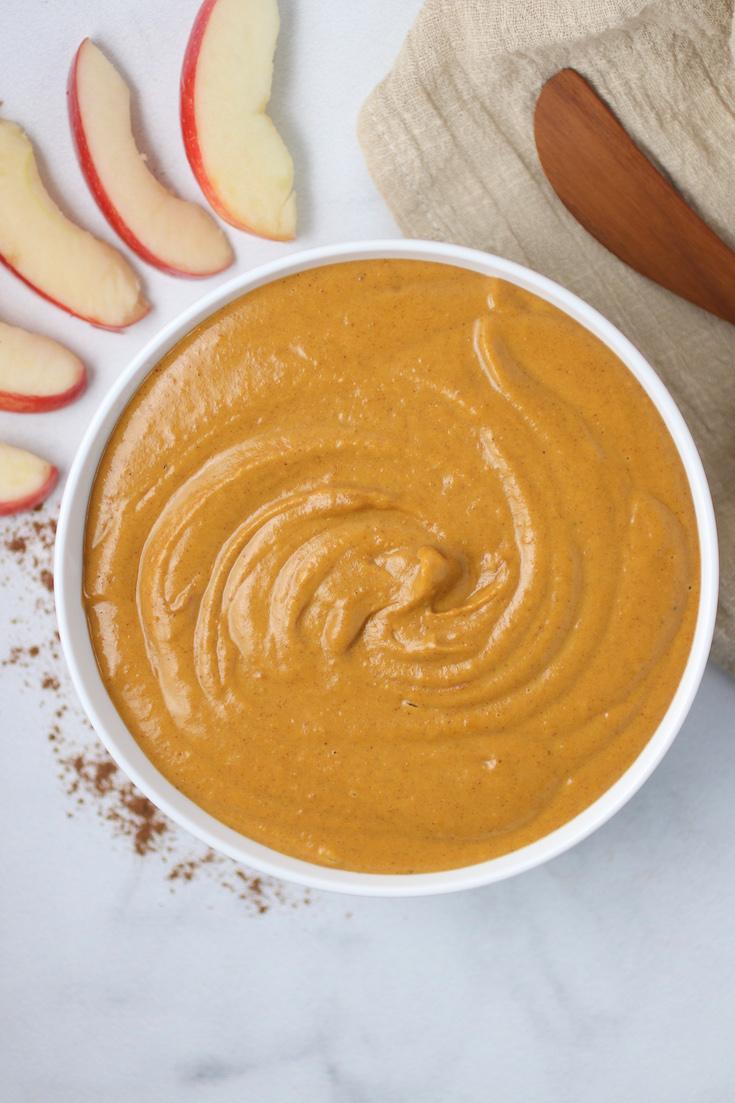 peanut butter pumpkin dip