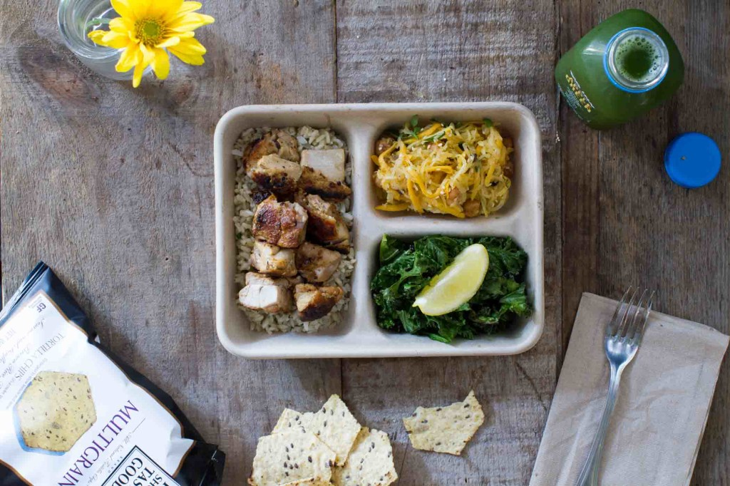 Where To Order Lunch On The Clean Cleanse