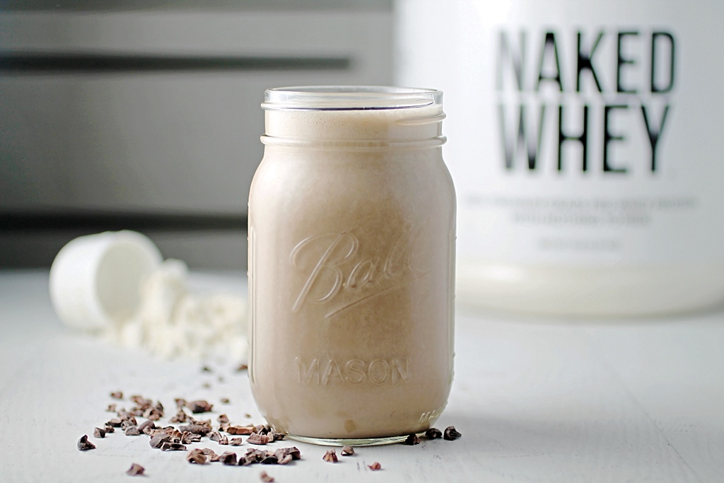 If You Use Whey Protein, Make Sure It's Like This One