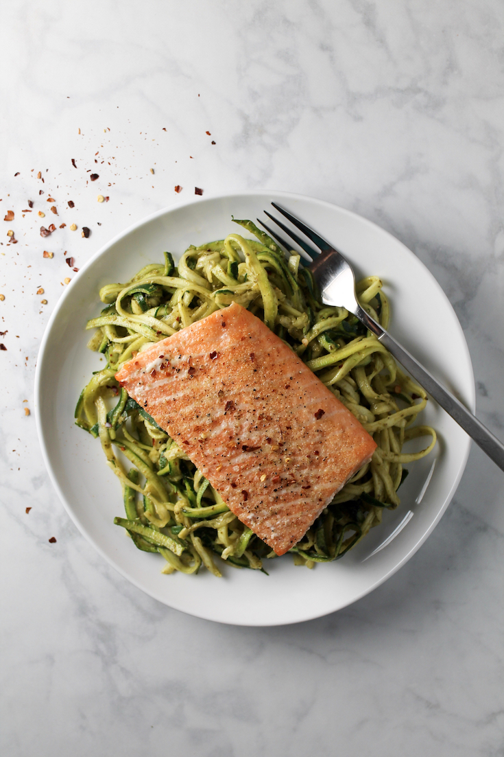 Easiest Baked Salmon