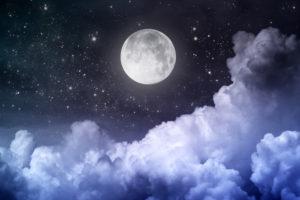 Last Night's Full Moon Recap