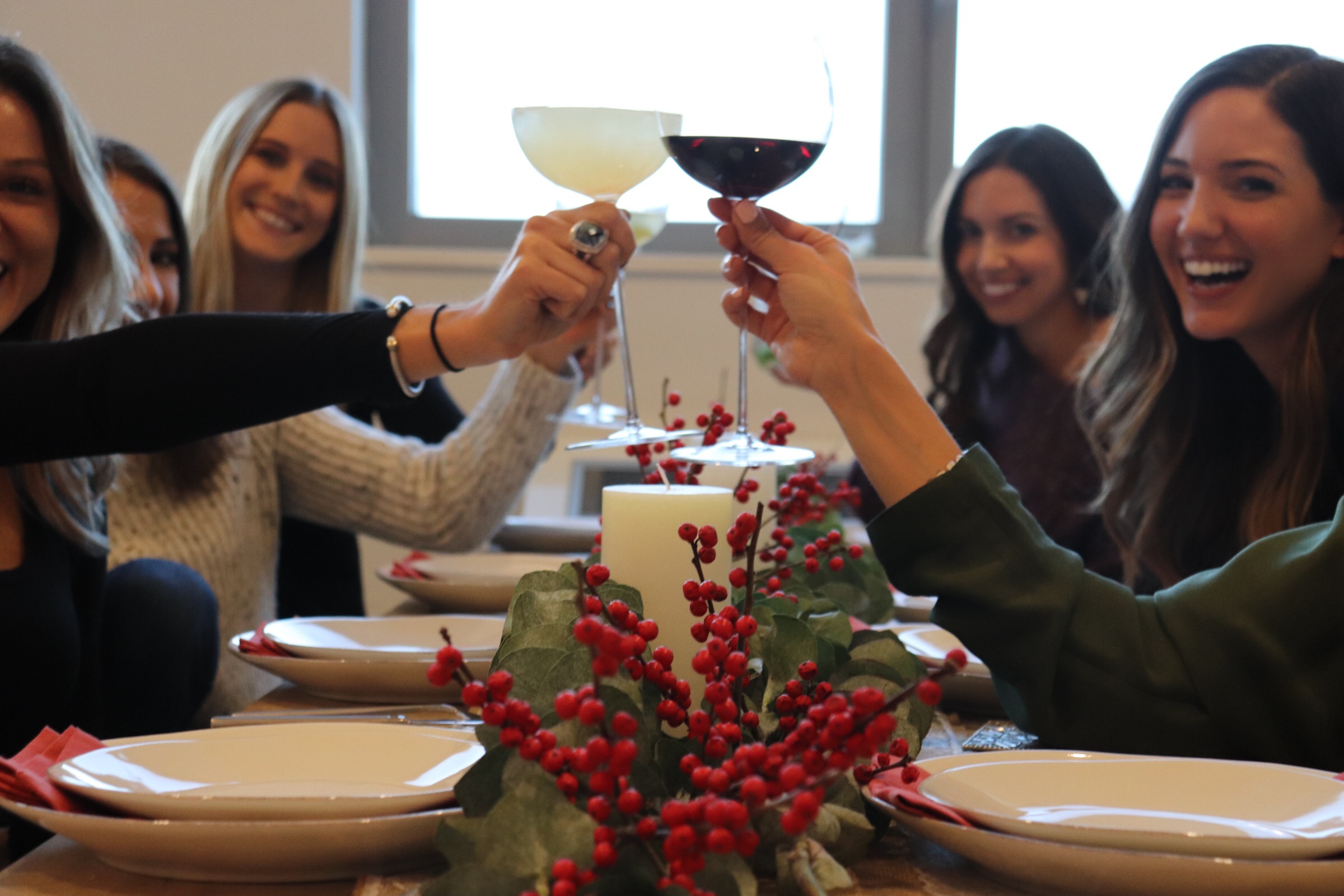 How to Host A Chic Friendsgiving in a NYC Apartment