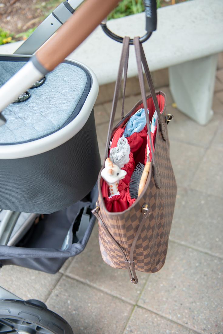 ToteSavvy diaper bag alternative