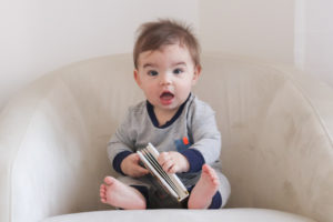 how to encourage speech and language development with your 6 month old