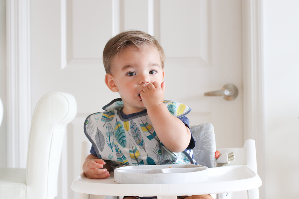My Thoughts On Baby-Led Weaning