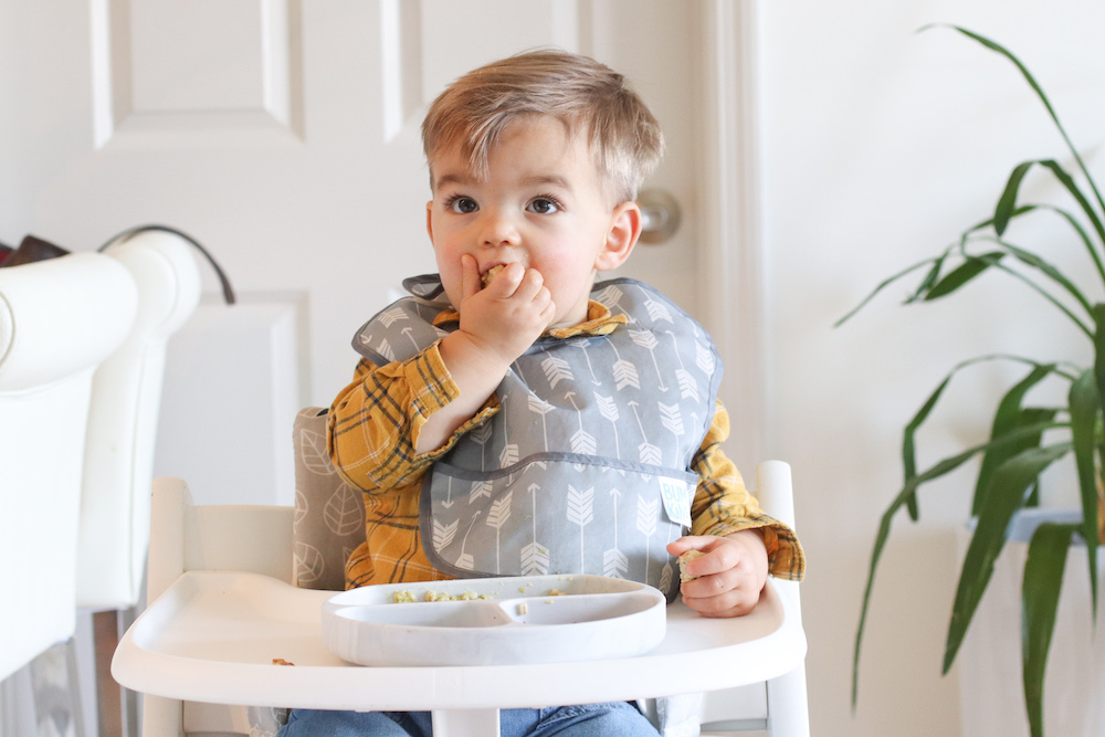 How to Handle Throwing Food and Picky Eating