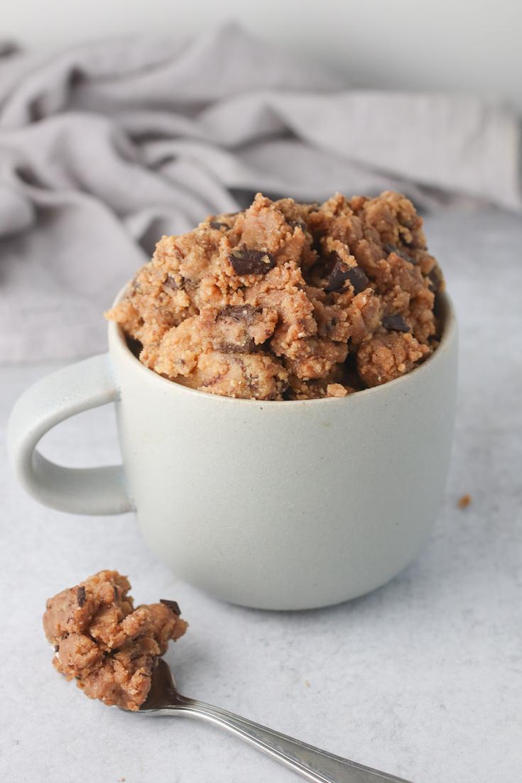 Edible Chocolate Dough